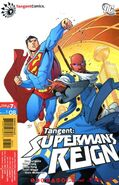 Tangent Superman's Reign Vol 1 7