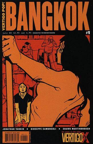 Vertigo Pop!: Bangkok Vol 1 1