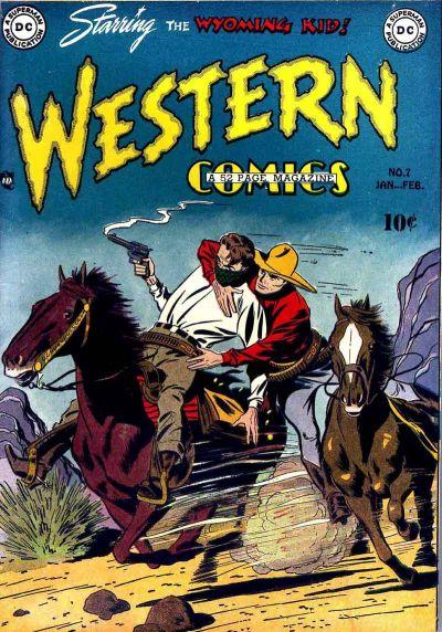 Western Comics Vol 1 7