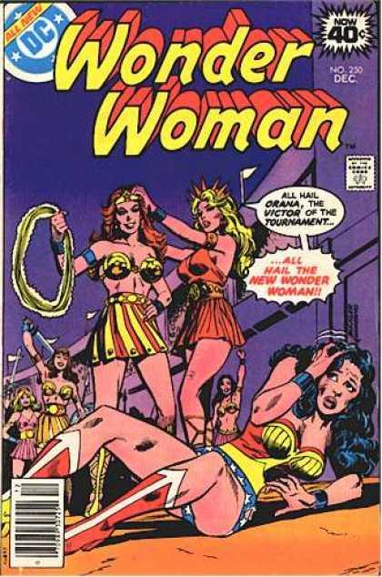 Wonder Woman Vol 1 250