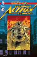 Action Comics Futures End Vol 1 1