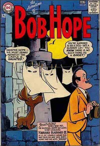 Adventures of Bob Hope Vol 1 87