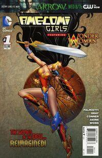 Ame-Comi Girls Featuring Wonder Woman Vol 1 1.jpg