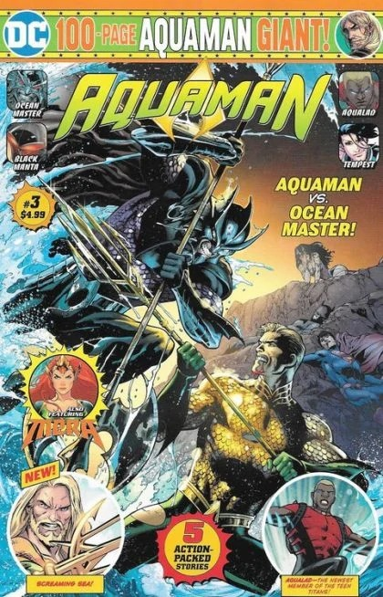Aquaman Giant Vol 1 3