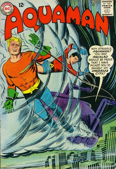 Aquaman Vol 1 15