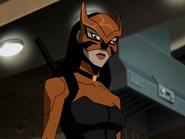 Artemis as Tigress - Earth-16