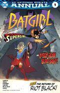 Batgirl Annual Vol 5 1