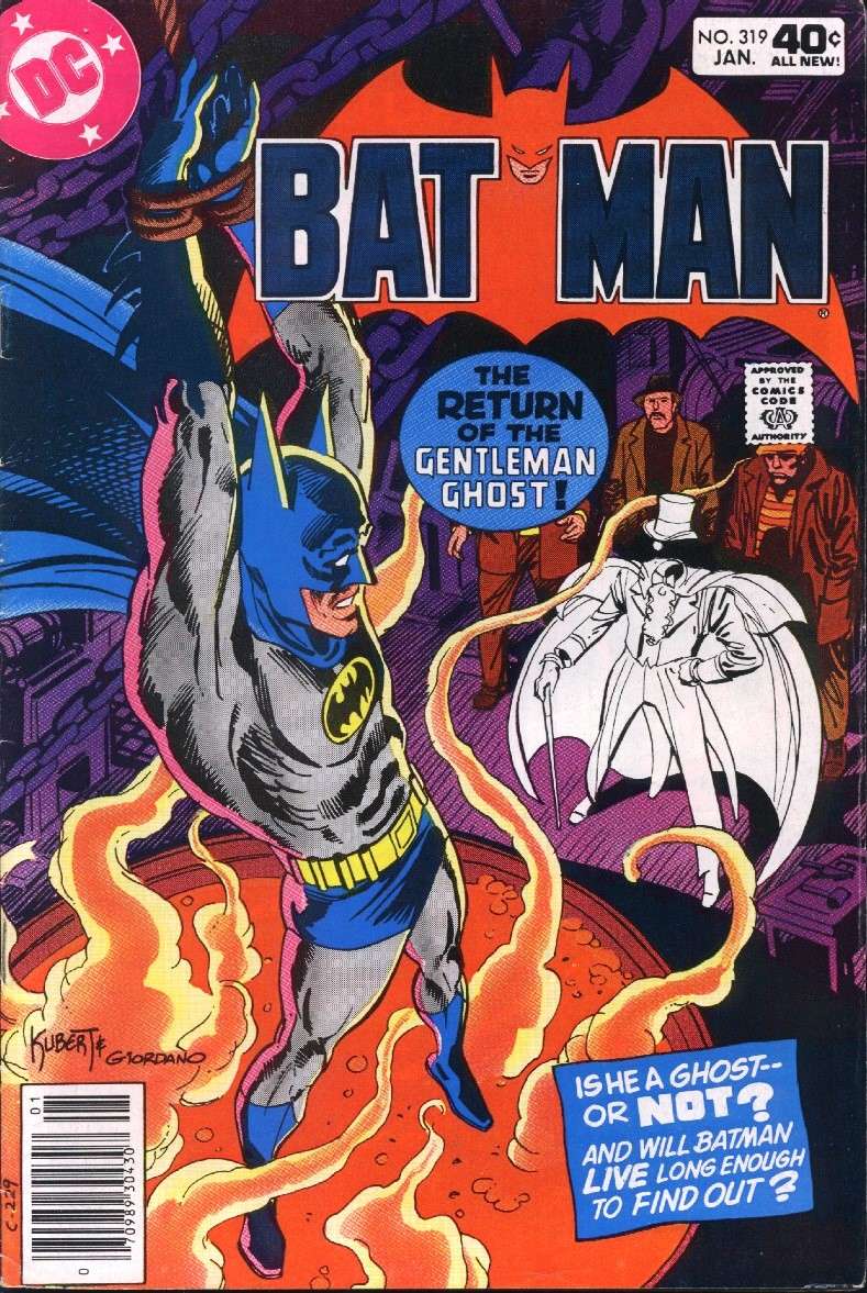 Batman Vol 1 319