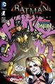 Batman Arkham Knight Batgirl Harley Quinn Vol 1 1