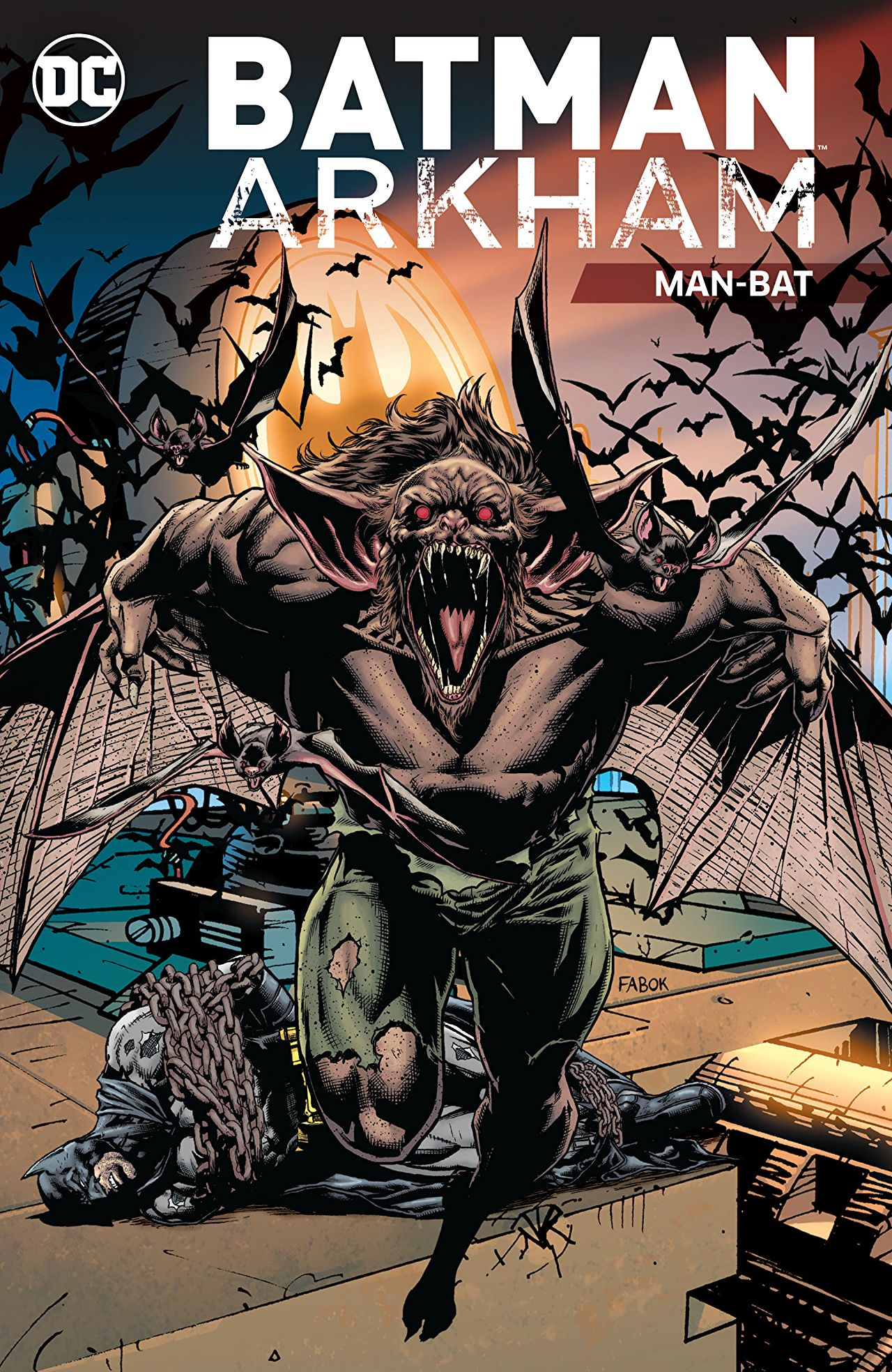 Batman Arkham: Man-Bat (Collected)