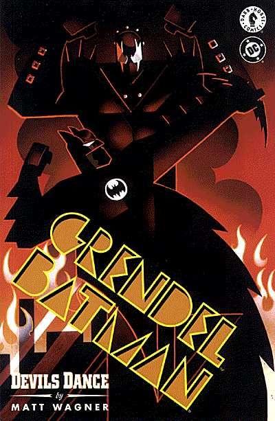 Batman/Grendel Vol 1 2