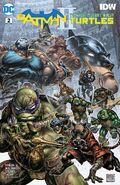 Batman Teenage Mutant Ninja Turtles II Vol 1 2