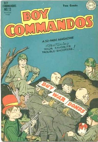 Boy Commandos Vol 1 13