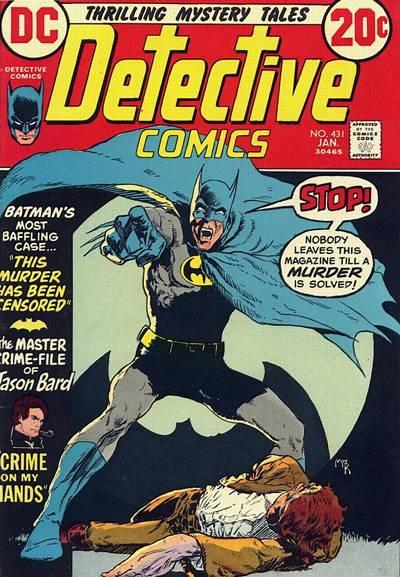 Detective Comics Vol 1 431
