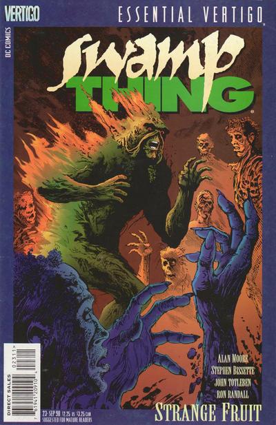Essential Vertigo: Swamp Thing Vol 1 23