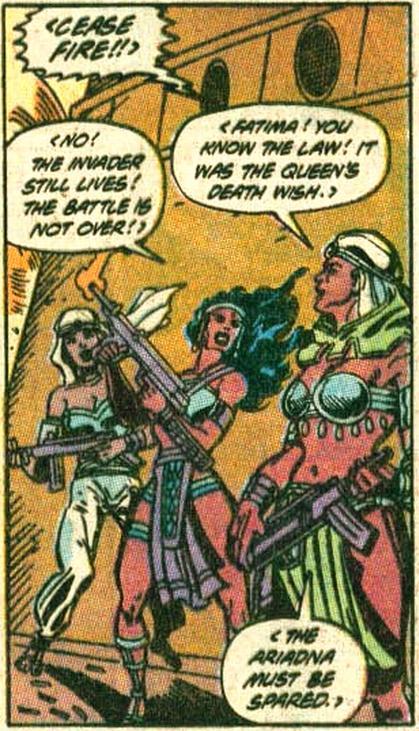 Fatima II (New Earth)