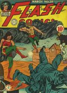 Flash Comics 39