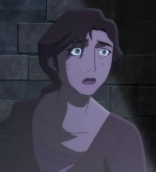 Francine Lee (DC Animated Movie Universe)
