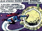Gold Kryptonite