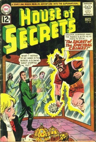 House of Secrets Vol 1 56