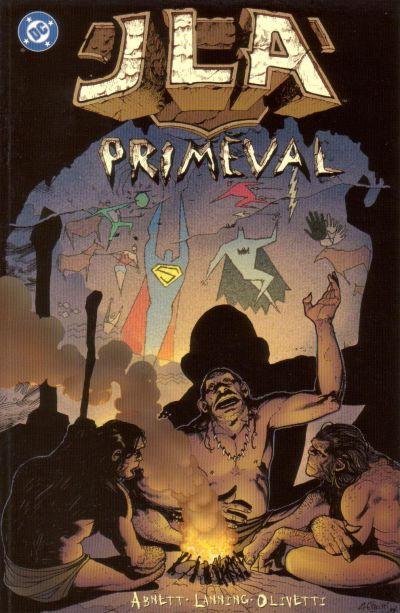 JLA: Primeval