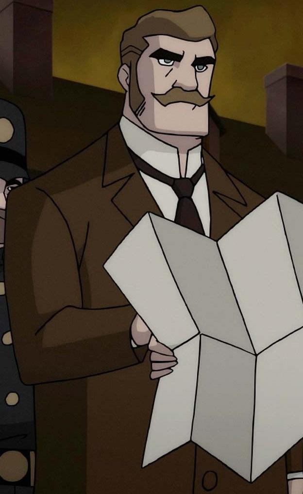 James Gordon (Gotham by Gaslight Movie)