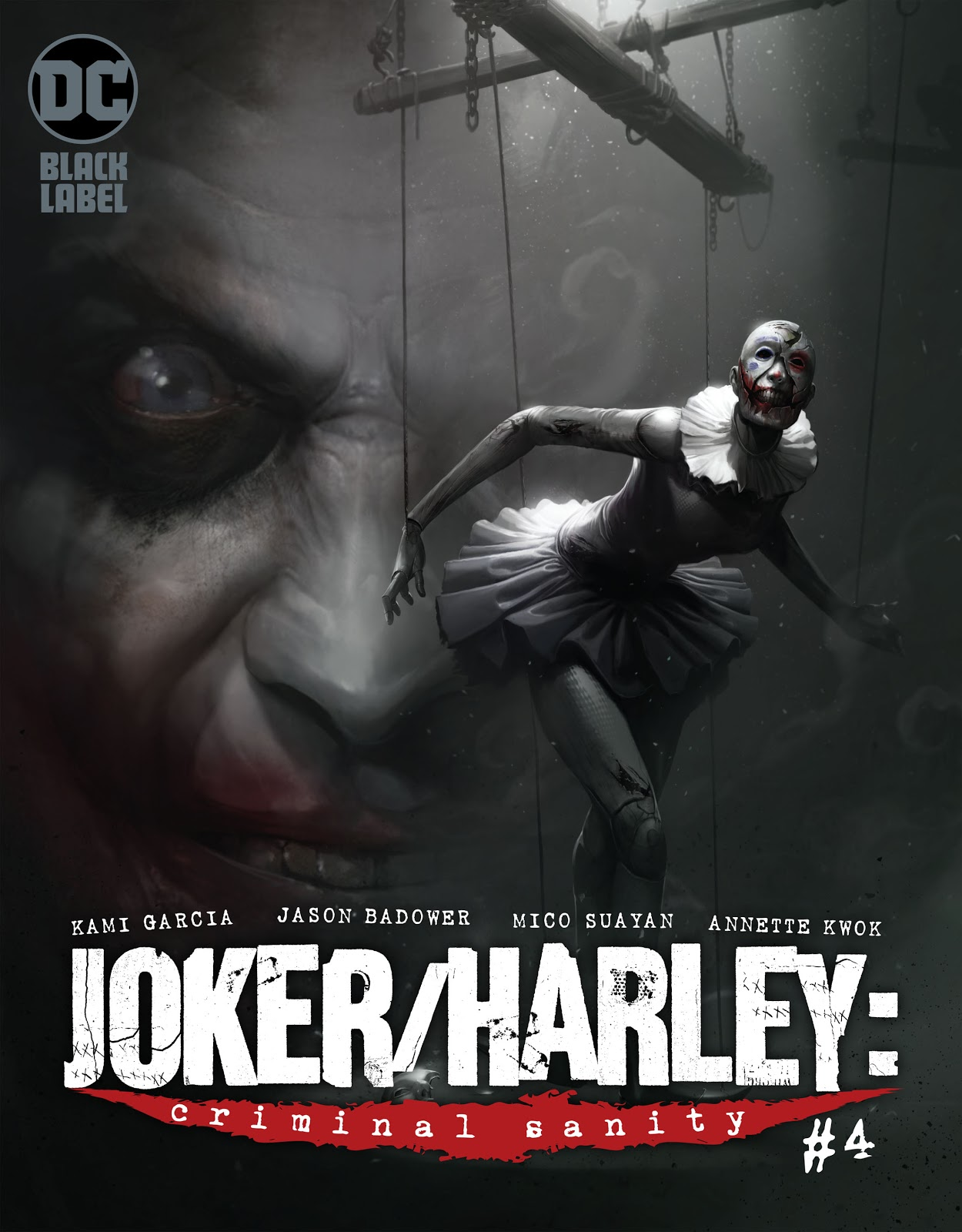 Joker/Harley: Criminal Sanity Vol 1 4