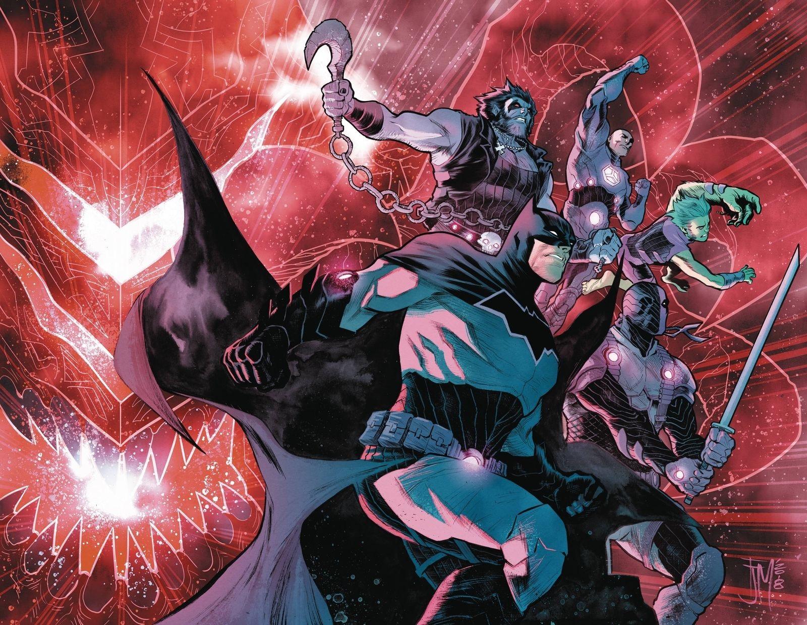 Justice League: Team Entropy
