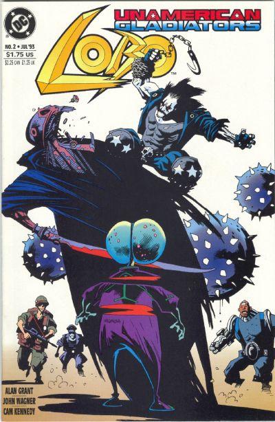 Lobo: Unamerican Gladiators Vol 1 2