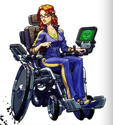 Barbara Gordon (Arkhamverse)