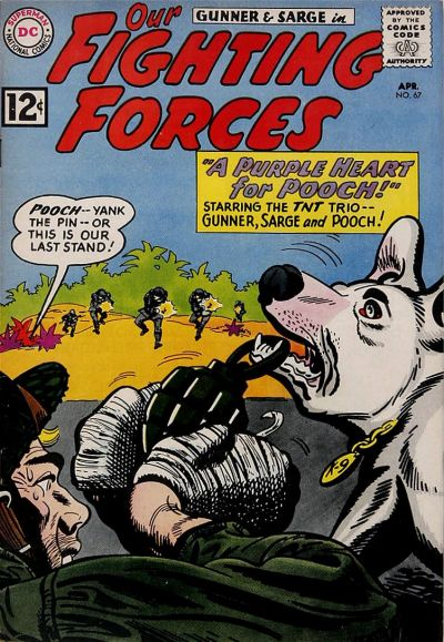 Our Fighting Forces Vol 1 67