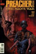 Preacher Special One Man's War Vol 1 1