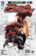 Red Lanterns Vol 1 0