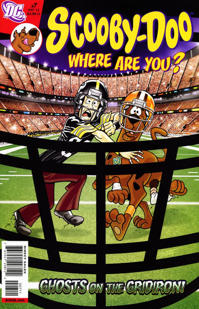 Scooby-Doo, Where Are You? Vol 1 7