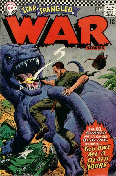 Star-Spangled War Stories Vol 1 133