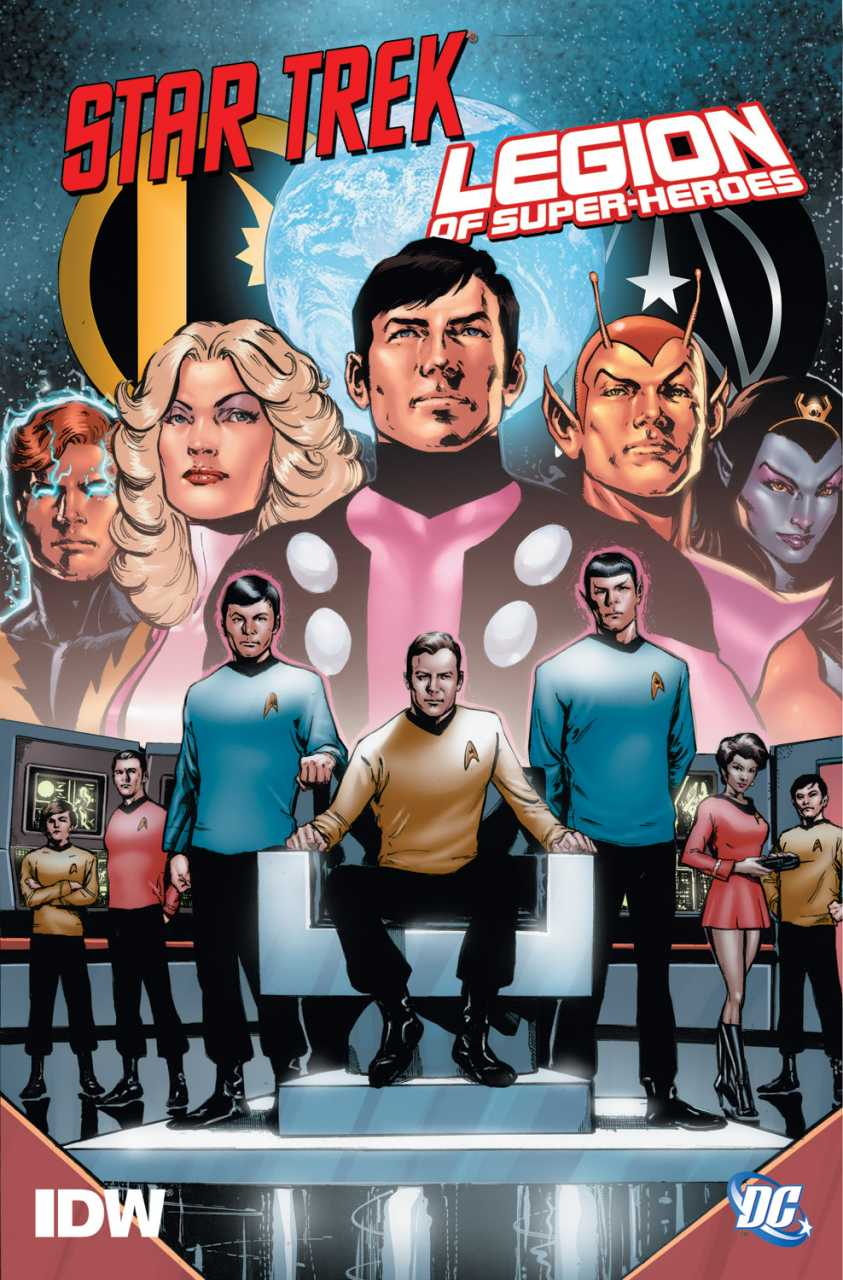 Star Trek/Legion of Super-Heroes (Collected)