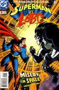 Superman Adventures Special - Superman vs. Lobo Vol 1 1