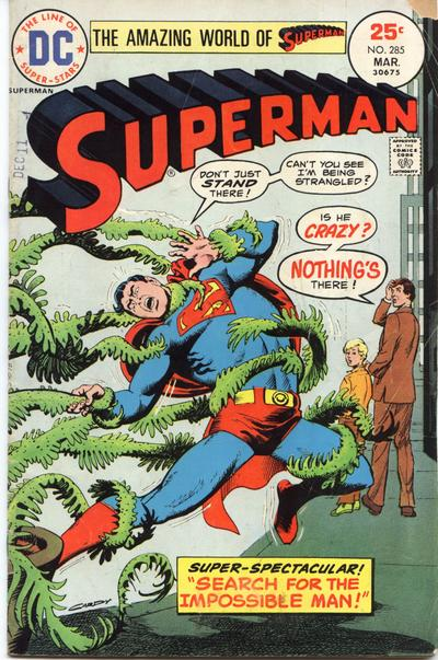 Superman Vol 1 285