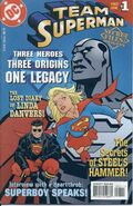 Team Superman Secret Files and Origins 1