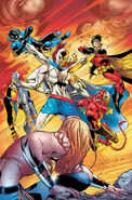 Teen Titans Vol 3 58 Textless