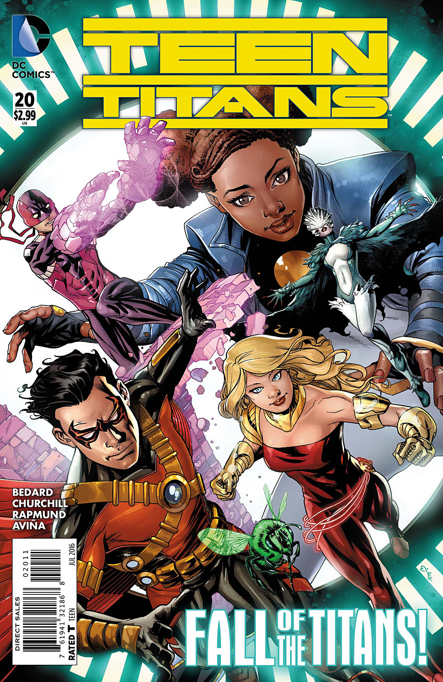 Teen Titans Vol 5 20