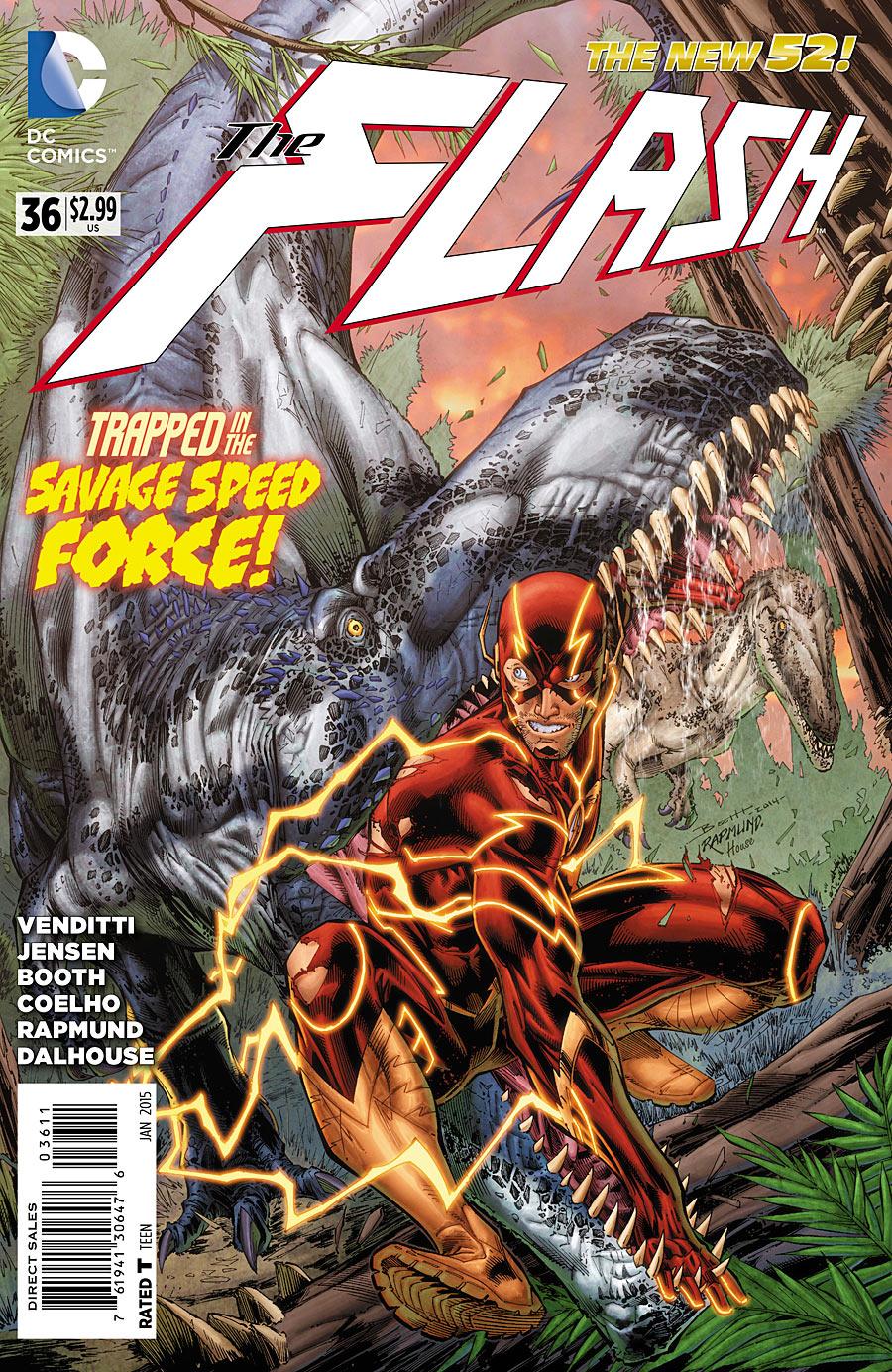 The Flash Vol 4 36