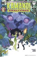 The Kamandi Challenge Vol 1 3