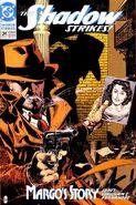 The Shadow Strikes! Vol 1 24