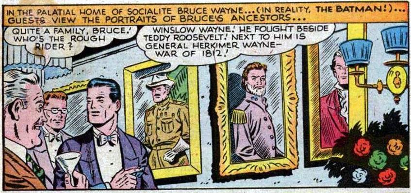 Herkimer Wayne (New Earth)