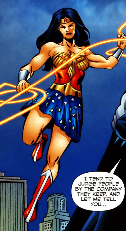 Donna Troy (Earth-15)