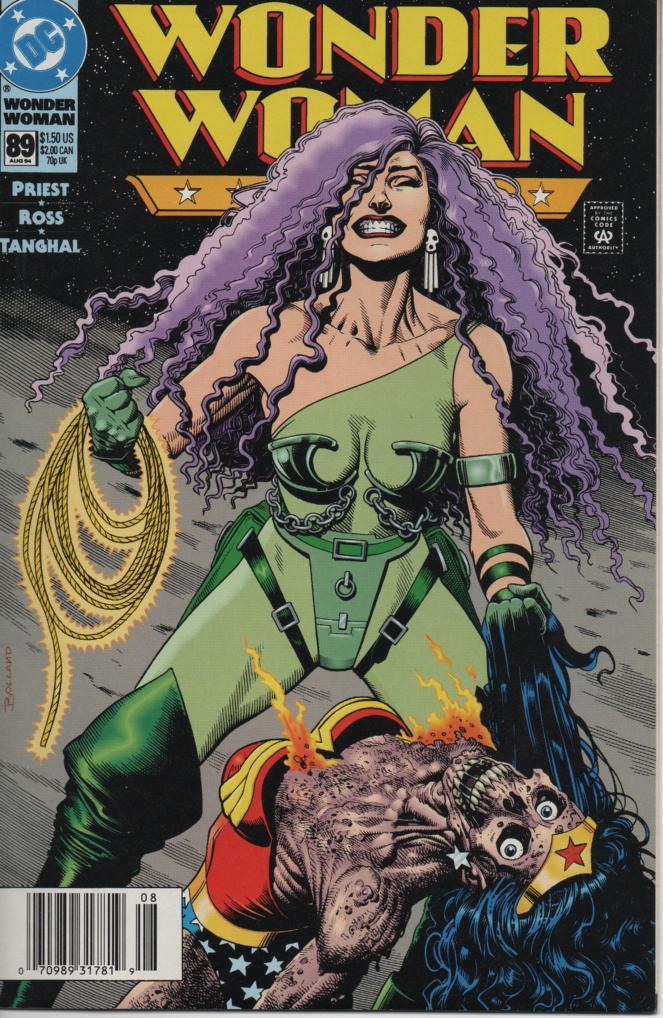 Wonder Woman Vol 2 89
