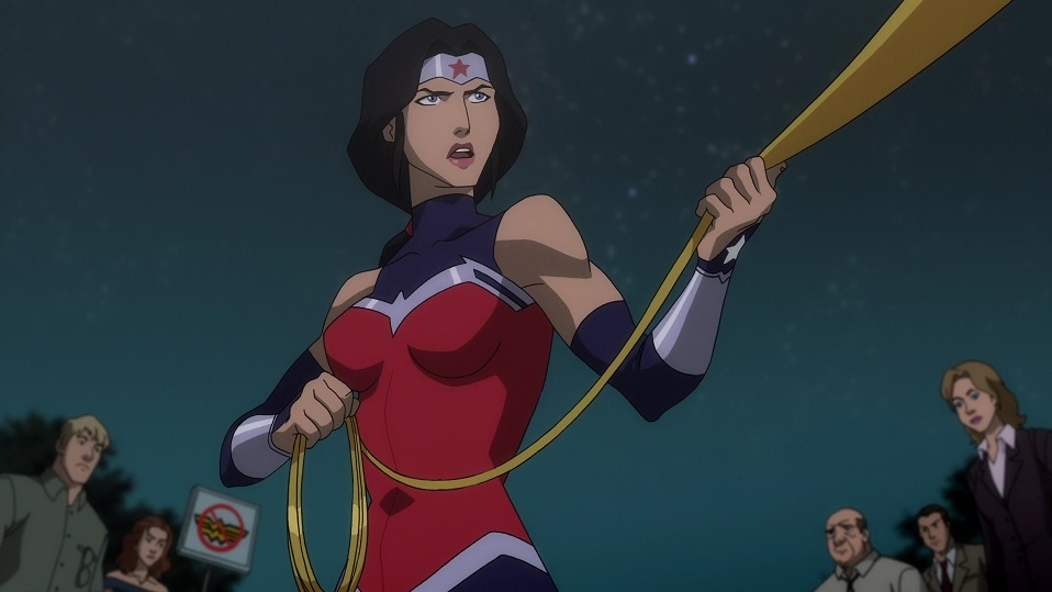 Diana of Themyscira (DC Animated Movie Universe)