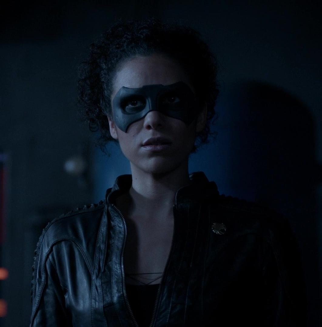 Zoe Ramirez (Arrowverse)