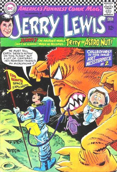 Adventures of Jerry Lewis Vol 1 101.jpg